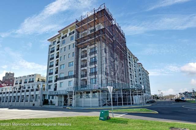 1501 Ocean Avenue #1610, Asbury Park, NJ 07712 (#22100906) :: Rowack Real Estate Team