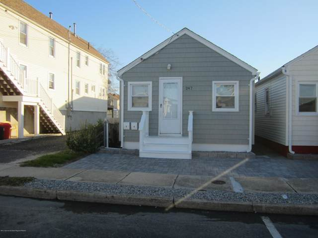 247 Sherman Avenue 3 Family, Seaside Heights, NJ 08751 (MLS #22100928) :: William Hagan Group