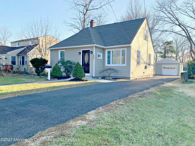 215 W Prospect Avenue, Keyport, NJ 07735 (MLS #22100969) :: Team Pagano