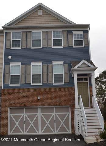 120 Halliard Drive #1004, Eatontown, NJ 07724 (MLS #22101040) :: William Hagan Group