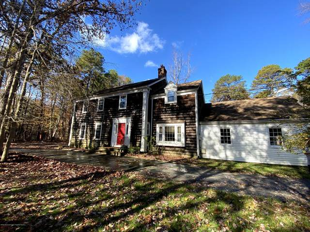 444 Monmouth Road, Millstone, NJ 08510 (MLS #22101086) :: The MEEHAN Group of RE/MAX New Beginnings Realty