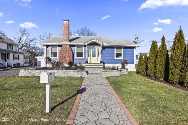 101 Jeroleman Avenue, Long Branch, NJ 07740 (MLS #22101120) :: Team Pagano