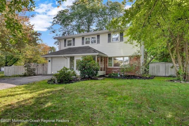2 Sylvia Terrace, New Monmouth, NJ 07748 (MLS #22101139) :: The Premier Group NJ @ Re/Max Central