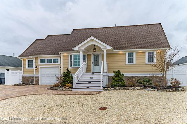 131 Bruce Drive, Manahawkin, NJ 08050 (MLS #22101140) :: Team Pagano