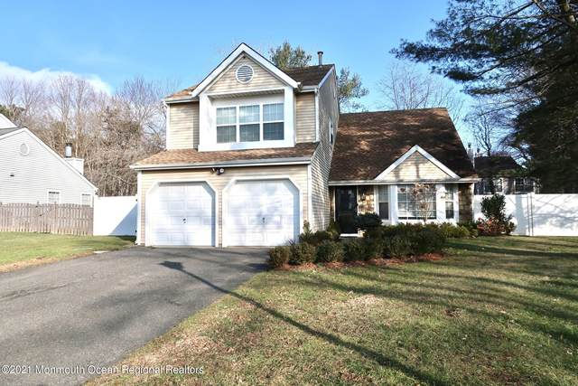 10 Vixen Place, Tinton Falls, NJ 07753 (MLS #22101165) :: The DeMoro Realty Group | Keller Williams Realty West Monmouth