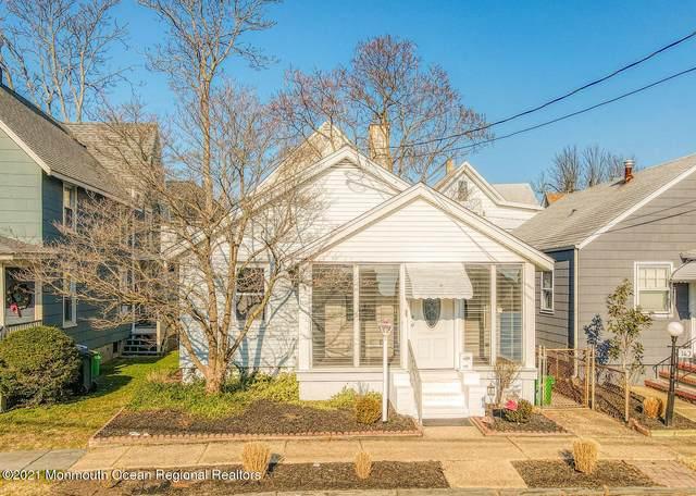 145 Webb Avenue, Ocean Grove, NJ 07756 (MLS #22101171) :: The Sikora Group