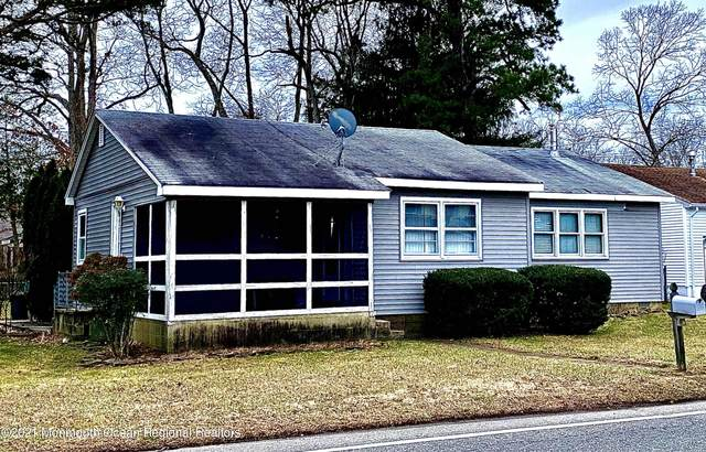 1701 Lakeside Drive S, Forked River, NJ 08731 (MLS #22101179) :: Caitlyn Mulligan with RE/MAX Revolution