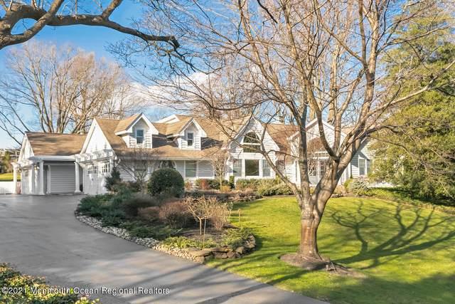112 Ridge Road, Rumson, NJ 07760 (#22101192) :: Nexthome Force Realty Partners