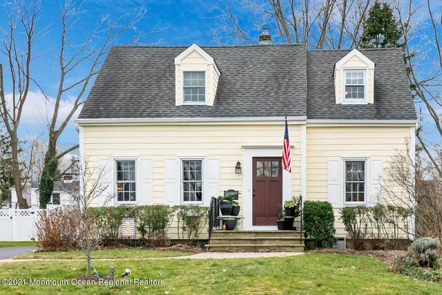 260 Dartmouth Avenue, Fair Haven, NJ 07704 (MLS #22101214) :: Caitlyn Mulligan with RE/MAX Revolution