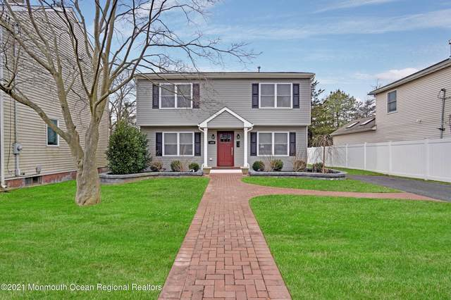 1909 Meadow Road, West Belmar, NJ 07719 (MLS #22101215) :: Caitlyn Mulligan with RE/MAX Revolution