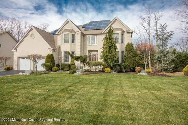 19 Taylors, Tinton Falls, NJ 07712 (MLS #22101226) :: William Hagan Group