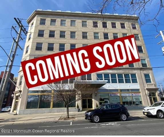 501 Grand Avenue #305, Asbury Park, NJ 07712 (MLS #22101228) :: Team Pagano
