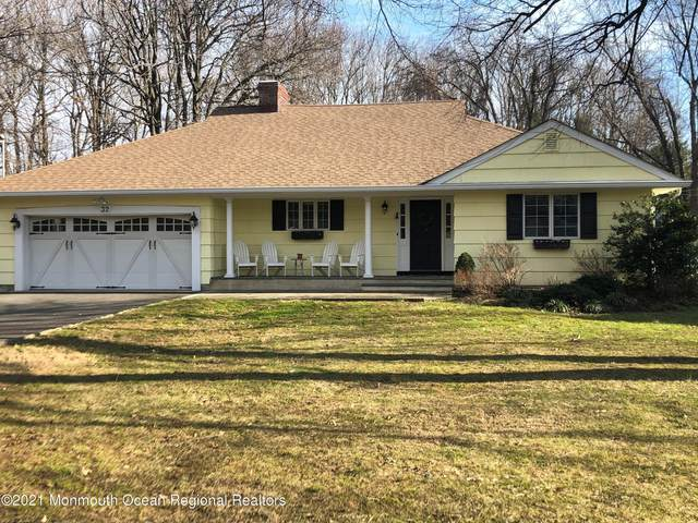32 Manson Place, Little Silver, NJ 07739 (MLS #22101235) :: Halo Realty