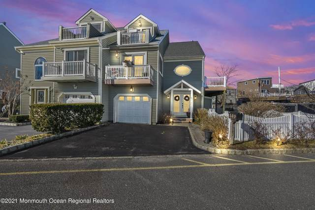 102 Marina Bay Court, Highlands, NJ 07732 (MLS #22101236) :: Caitlyn Mulligan with RE/MAX Revolution