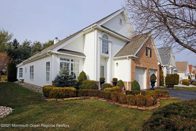 47 Freesia Court, Holmdel, NJ 07733 (#22101238) :: Daunno Realty Services, LLC