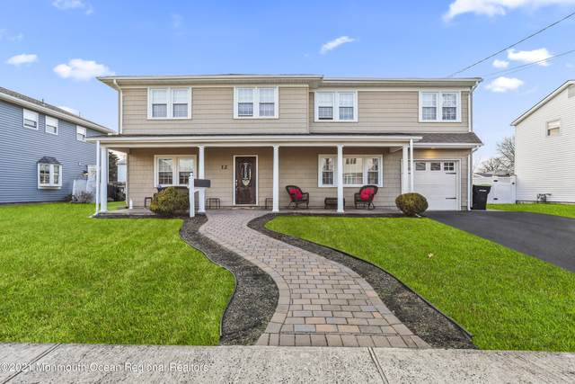 12 Cork Place, Hazlet, NJ 07730 (MLS #22101256) :: The Streetlight Team at Formula Realty