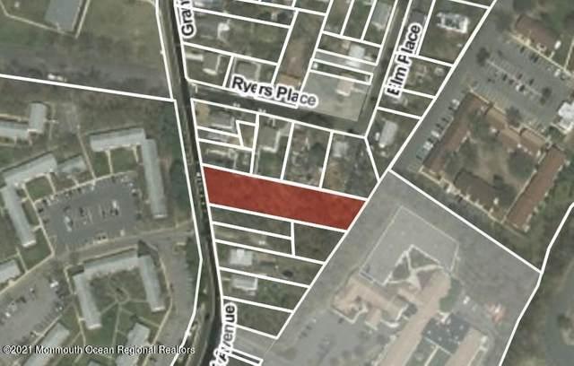 0 Grant Avenue, Eatontown, NJ 07724 (MLS #22101261) :: The Premier Group NJ @ Re/Max Central