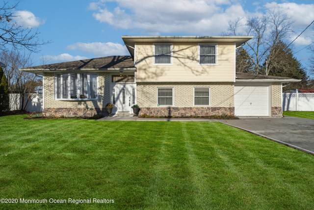 31 Oak Terrace, Howell, NJ 07731 (#22101288) :: Nexthome Force Realty Partners