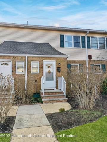 72 Manchester Court C, Freehold, NJ 07728 (MLS #22101291) :: Team Pagano