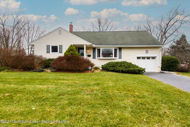 9 Homestead Place, Holmdel, NJ 07733 (MLS #22101307) :: Caitlyn Mulligan with RE/MAX Revolution