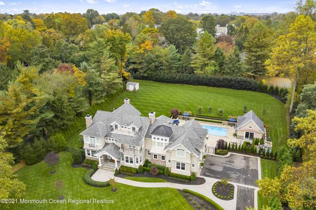 3 Orchard Lane, Rumson, NJ 07760 (#22101330) :: Nexthome Force Realty Partners