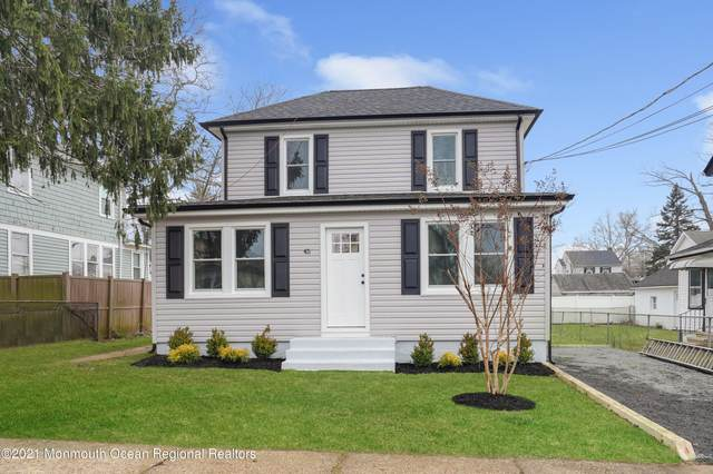 45 W Sunset Avenue, Red Bank, NJ 07701 (MLS #22101355) :: The Ventre Team