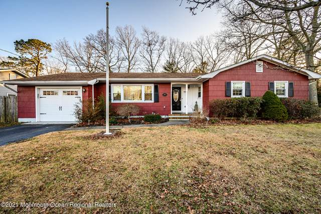 201 Nautilus Boulevard, Forked River, NJ 08731 (MLS #22101379) :: Team Pagano