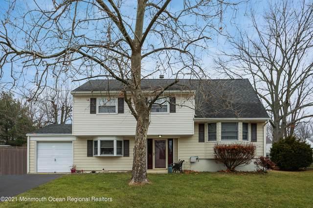 6 Ridge Drive, Hazlet, NJ 07730 (MLS #22101404) :: Provident Legacy Real Estate Services, LLC