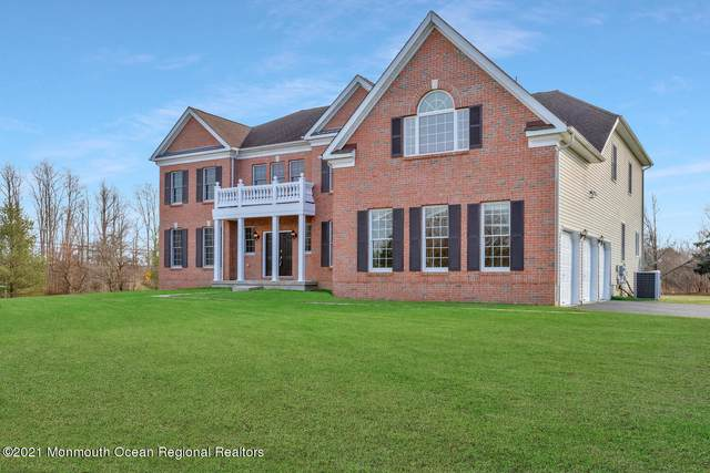 2 Farmside Drive, Freehold, NJ 07728 (MLS #22101412) :: Team Pagano