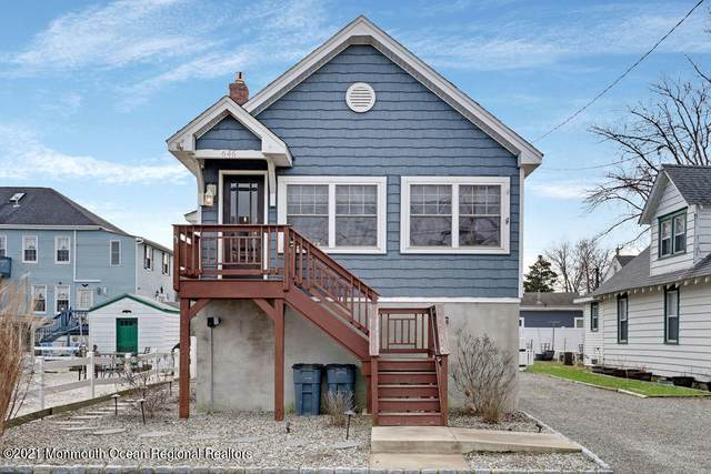 646 E Longport Avenue, Ocean Gate, NJ 08740 (MLS #22101426) :: Team Pagano