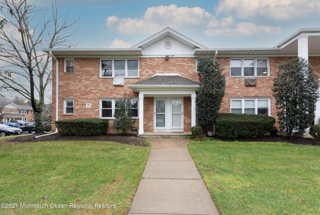 96 East Avenue #98, Atlantic Highlands, NJ 07716 (MLS #22101437) :: Provident Legacy Real Estate Services, LLC