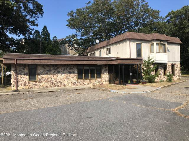 1928 State Route 35, Wall, NJ 07719 (MLS #22101493) :: Caitlyn Mulligan with RE/MAX Revolution