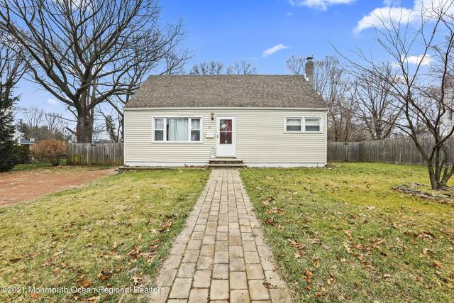 27 Pear Street, Tinton Falls, NJ 07724 (MLS #22101559) :: William Hagan Group