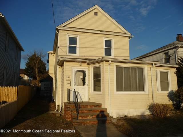 301 Poole Avenue, Long Branch, NJ 07740 (MLS #22101573) :: The MEEHAN Group of RE/MAX New Beginnings Realty
