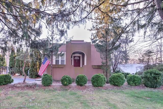 99 Millhurst Road, Manalapan, NJ 07726 (MLS #22101715) :: The Premier Group NJ @ Re/Max Central