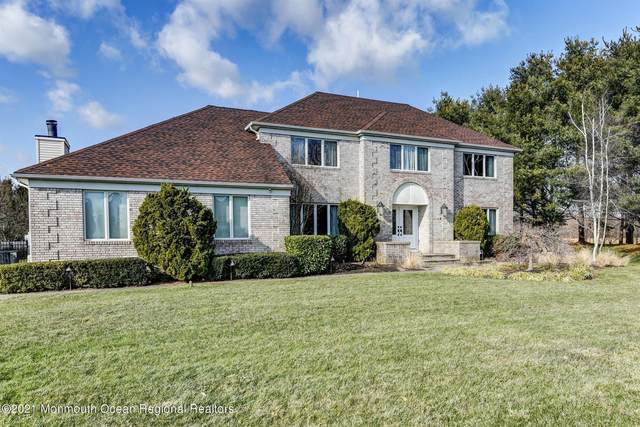 2 Apache Trail, Freehold, NJ 07728 (MLS #22101731) :: The Premier Group NJ @ Re/Max Central
