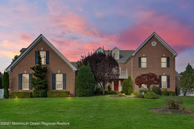 2 Currytown Lane, Freehold, NJ 07728 (MLS #22101734) :: The Premier Group NJ @ Re/Max Central