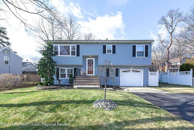 304 Dogwood Drive, Brick, NJ 08723 (MLS #22101775) :: The MEEHAN Group of RE/MAX New Beginnings Realty