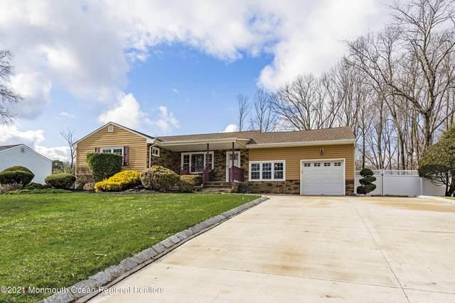 5 E Francis Avenue, Morganville, NJ 07751 (MLS #22101825) :: Parikh Real Estate