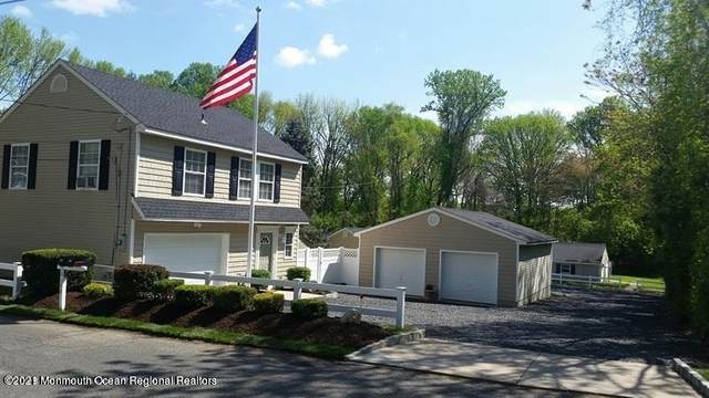 150 Magnolia Lane, Middletown, NJ 07748 (#22101897) :: Daunno Realty Services, LLC