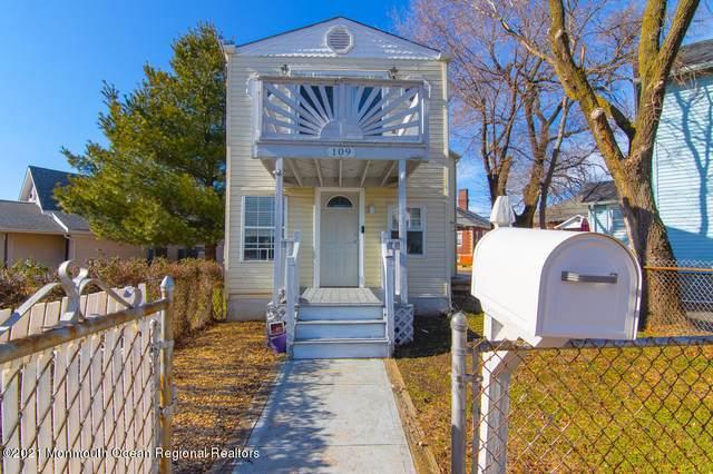 109 Poole Avenue, Union Beach, NJ 07735 (MLS #22101909) :: The Dekanski Home Selling Team