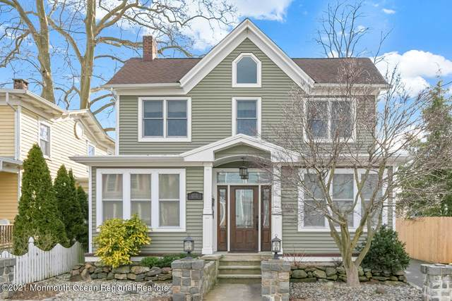 64 Wallace Street, Red Bank, NJ 07701 (MLS #22101920) :: The Ventre Team