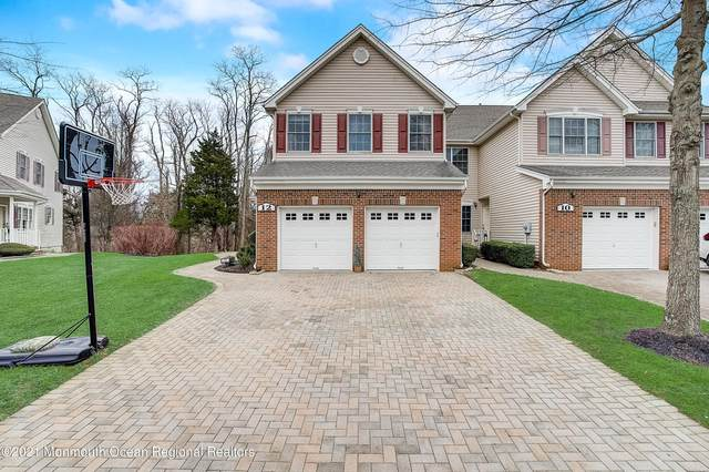 12 Smock Court, Manalapan, NJ 07726 (MLS #22101927) :: The Premier Group NJ @ Re/Max Central