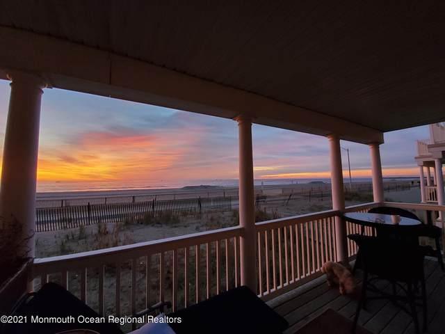 221-1 Beachfront #1, Manasquan, NJ 08736 (MLS #22101940) :: William Hagan Group
