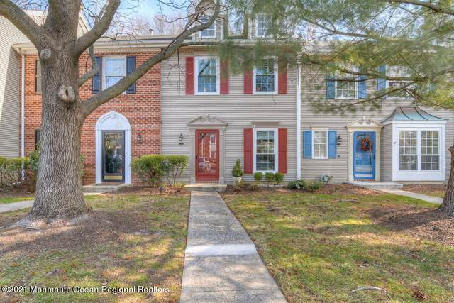 5 Steeple Chase Court, Tinton Falls, NJ 07724 (MLS #22101974) :: William Hagan Group