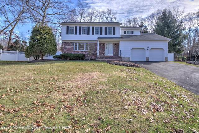 18 Westbrook Way, Manalapan, NJ 07726 (MLS #22102010) :: The Premier Group NJ @ Re/Max Central