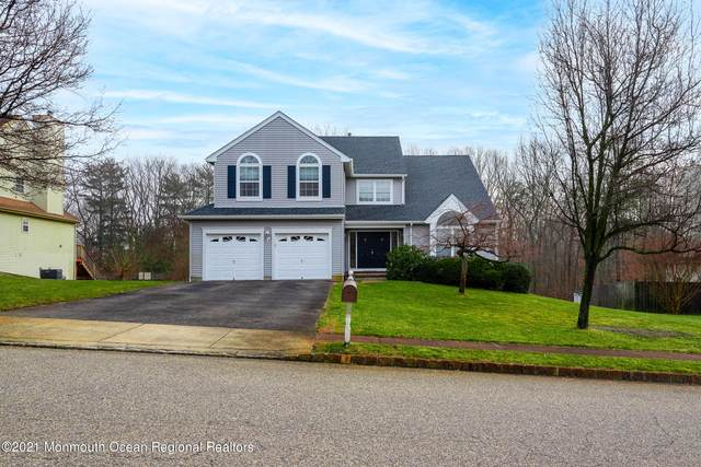 3 Thousand Oaks Terrace, Howell, NJ 07731 (MLS #22102018) :: The MEEHAN Group of RE/MAX New Beginnings Realty
