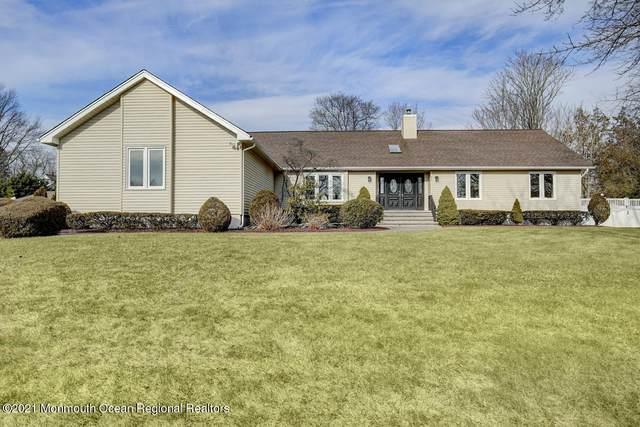 25 Baskenridge Drive, Middletown, NJ 07748 (#22102029) :: Daunno Realty Services, LLC