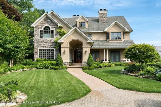 100 Conover Lane, Middletown, NJ 07748 (#22102035) :: Daunno Realty Services, LLC