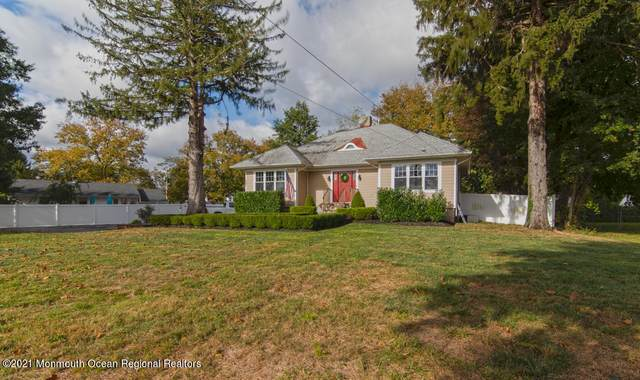 235 Broadway, Freehold, NJ 07728 (MLS #22102061) :: Parikh Real Estate